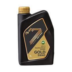 S-OIL 7 GOLD - 5W40