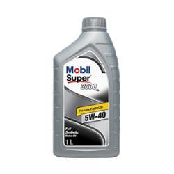 모빌 SUPER 3000 X2 - 5W40
