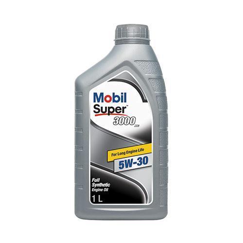 모빌 SUPER 3000 XE - 5W30